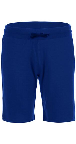 super.natural Essential korte broek Heren blauw